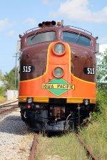 Iowa Pacific (Permian Basin Railways) No.515
